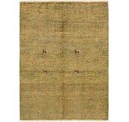 Link to 4' 10 x 6' 6 Kashkuli Gabbeh Oriental Rug