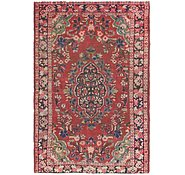Link to 4' 3 x 6' 5 Borchelu Persian Rug
