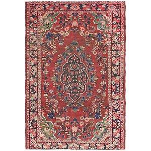 Unique Loom 4' 3 x 6' 5 Borchelu Persian Rug