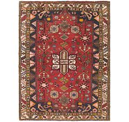 Link to 4' 8 x 6' 4 Tabriz Persian Rug