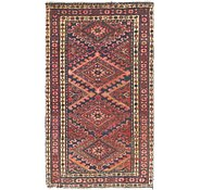 Link to 3' x 9' 4 Shiraz Persian Runner Rug