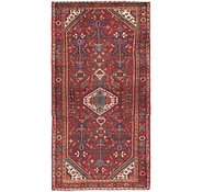 Link to 4' 5 x 8' 8 Hamedan Persian Rug