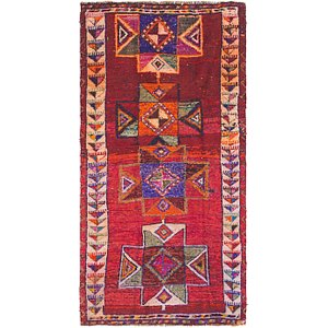 Link to 122cm x 235cm Shiraz Persian Runner ... item page