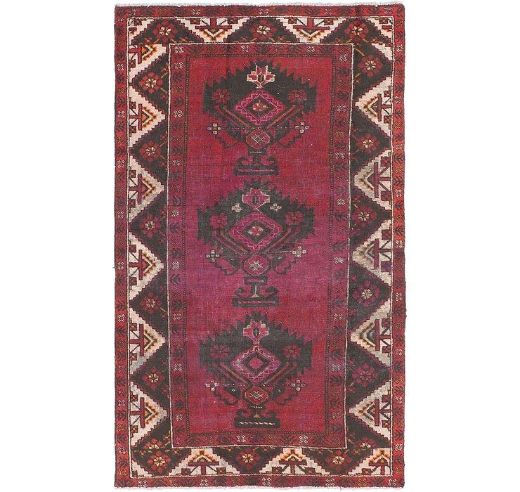 3' 7 x 6' 4 Ferdos Persian Rug