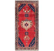 Link to 5' x 11' 3 Hamedan Persian Runner Rug