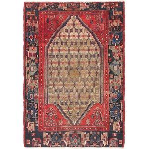 Unique Loom 4' 3 x 6' 4 Koliaei Persian Rug