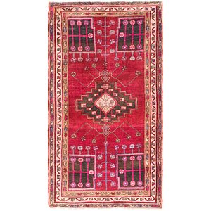 Link to 135cm x 245cm Shiraz Persian Runner ... item page