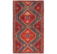 Link to 3' 9 x 6' 6 Hamedan Persian Rug