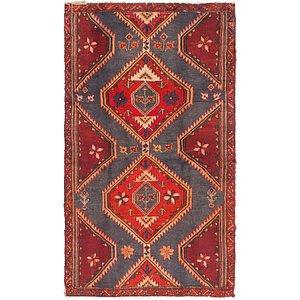 Link to 115cm x 198cm Hamedan Persian Rug item page