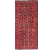 Link to 4' x 9' Torkaman Persian Runner Rug