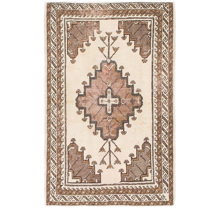 4' x 6' Ferdos Persian Rug