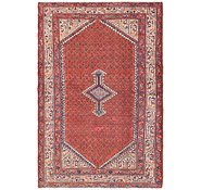 Link to 4' 4 x 6' 8 Farahan Persian Rug