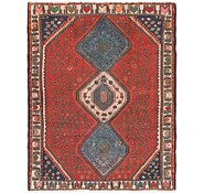 Link to 5' x 6' 7 Hamedan Persian Rug