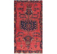 Link to 3' 10 x 7' 5 Shiraz Persian Runner Rug