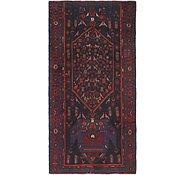 Link to 4' 10 x 10' Kelardasht Persian Runner Rug