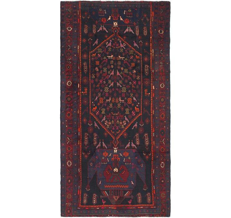 147cm x 305cm Kelardasht Persian Runn...