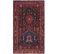 Link to 4' 8 x 8' Kelardasht Persian Rug