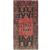 Link to 4' 10 x 9' 9 Sirjan Persian Runner Rug
