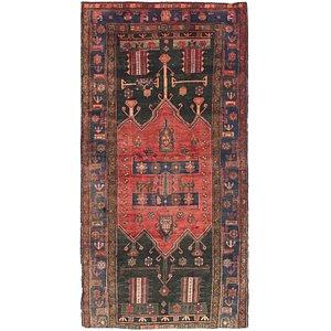 4' 10 x 9' 9 Sirjan Persian Runner Rug