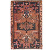 Link to 4' 5 x 6' 9 Shiraz Persian Rug