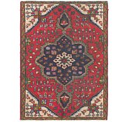 Link to 100cm x 142cm Tabriz Persian Rug