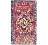 Link to 3' x 5' 10 Hamedan Persian Rug