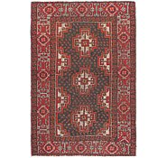 Link to 3' 10 x 5' 9 Balouch Persian Rug