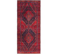 Link to 4' 8 x 11' 3 Shiraz Persian Runner Rug