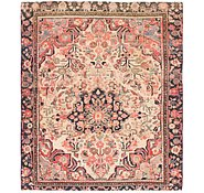 Link to 5' 5 x 6' 4 Borchelu Persian Rug