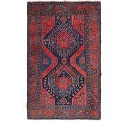 Link to 3' 10 x 6' 3 Zanjan Persian Rug