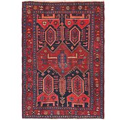Link to 4' 4 x 6' 3 Sirjan Persian Rug