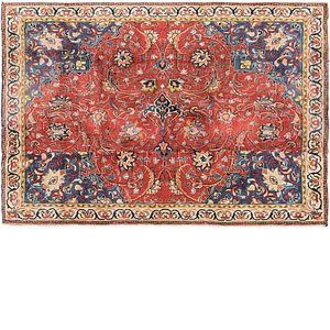 Link to 3' 8 x 5' 6 Farahan Persian Rug item page