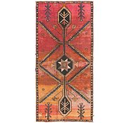 Link to 4' 4 x 9' 2 Shiraz Persian Runner Rug
