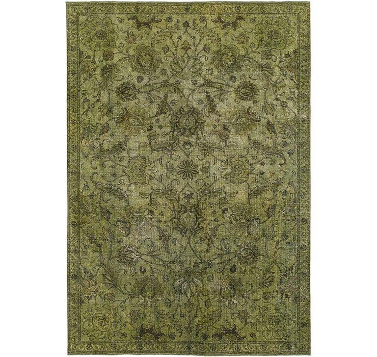 6' 9 x 10' 2 Ultra Vintage Persian Rug