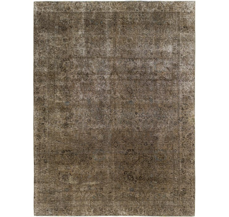 8' 8 x 11' 7 Ultra Vintage Persian Rug