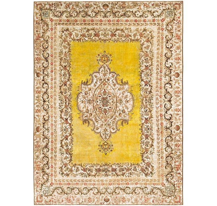 9' x 12' 8 Ultra Vintage Persian Rug