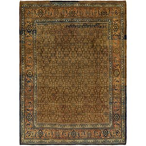 Link to 275cm x 380cm Farahan Persian Rug item page