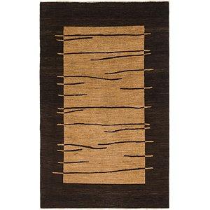 Unique Loom 5' 10 x 9' Kashkuli Gabbeh Rug
