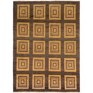 Unique Loom 6' x 8' 2 Kashkuli Gabbeh Rug