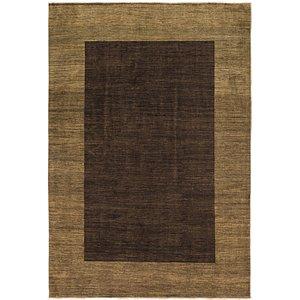 Unique Loom 5' 8 x 8' 4 Kashkuli Gabbeh Rug