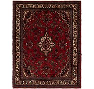 Link to 8' x 10' 7 Hamedan Persian Rug