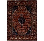 Link to 9' 3 x 13' Joshaghan Persian Rug