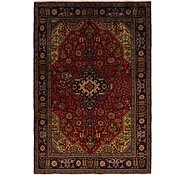 Link to 6' 6 x 9' 7 Tabriz Persian Rug