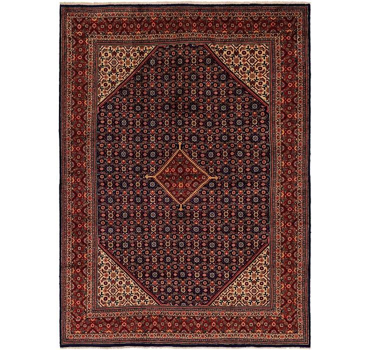 9' 4 x 12' 10 Mahal Persian Rug