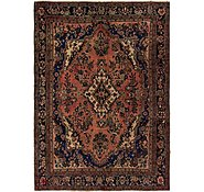 Link to 6' 6 x 9' 2 Hamedan Persian Rug