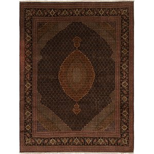 Link to 9' 8 x 12' 10 Tabriz Persian Rug item page