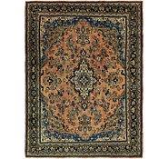 Link to 9' 10 x 13' Hamedan Persian Rug