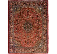 Link to 9' 7 x 12' 8 Sarough Persian Rug