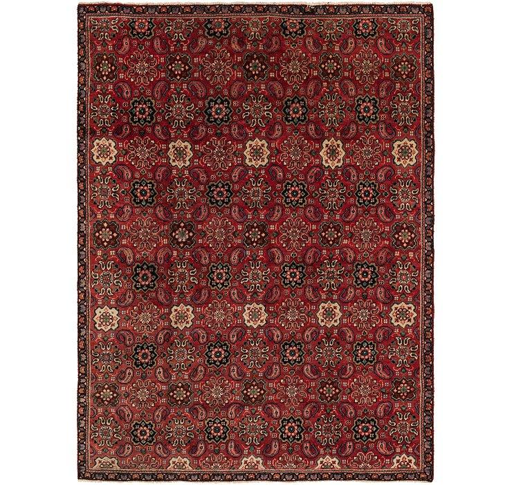 7' 8 x 10' 2 Mahal Persian Rug