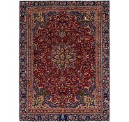 Link to 8' 8 x 11' 6 Mashad Persian Rug